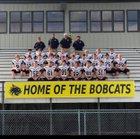 Corning Bobcats Boys Varsity Football Fall 18-19 team photo.
