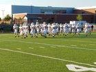 Penns Valley Area Rams Boys Varsity Football Fall 18-19 team photo.