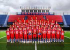 Christian Academy-Louisville Centurions Boys Varsity Football Fall 18-19 team photo.