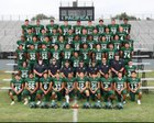 Pacifica Tritons Boys Varsity Football Fall 18-19 team photo.