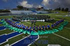 Blue Springs South Jaguars Boys Varsity Football Fall 18-19 team photo.