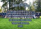 Gig Harbor Tides Boys Varsity Football Fall 18-19 team photo.
