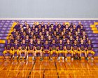 Wenatchee Panthers Boys Varsity Football Fall 18-19 team photo.