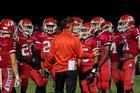 Matoaca Warriors Boys Varsity Football Fall 18-19 team photo.