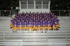 Catholic Rockets Boys Varsity Football Fall 18-19 team photo.