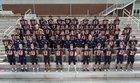 Eastside Catholic Crusaders Boys Varsity Football Fall 18-19 team photo.