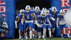 Temple Wildcats Boys Varsity Football Fall 18-19 team photo.