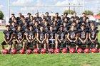 Portales Rams Boys Varsity Football Fall 18-19 team photo.