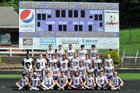 West Stokes Wildcats Boys Varsity Football Fall 18-19 team photo.