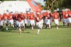Plantation Colonels Boys Varsity Football Fall 18-19 team photo.