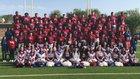 South Garland Colonels Boys Varsity Football Fall 18-19 team photo.