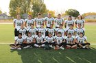 Farson-Eden Pronghorns Boys Varsity Football Fall 18-19 team photo.