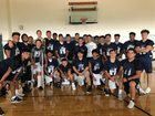 Atrisco Heritage Academy Jaguars Boys Varsity Football Fall 18-19 team photo.