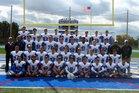 Grand Island Vikings Boys Varsity Football Fall 18-19 team photo.