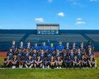 Batavia Blue Devils Boys Varsity Football Fall 18-19 team photo.