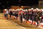 Northern Patriots Boys Varsity Football Fall 18-19 team photo.