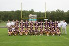 Mayflower Eagles Boys Varsity Football Fall 18-19 team photo.