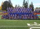 Fife Trojans Boys Varsity Football Fall 18-19 team photo.