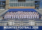 Rogers Mountaineers Boys Varsity Football Fall 18-19 team photo.