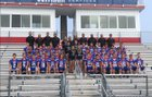 Western Boone Stars Boys Varsity Football Fall 18-19 team photo.
