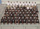 Amory Panthers Boys Varsity Football Fall 18-19 team photo.