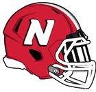 Neenah Rockets Boys Varsity Football Fall 18-19 team photo.