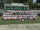 DePaul Catholic Spartans Boys Varsity Football Fall 18-19 team photo.