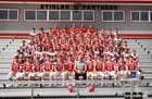 Stigler Panthers Boys Varsity Football Fall 18-19 team photo.