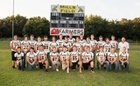 Hackett Hornets Boys Varsity Football Fall 18-19 team photo.