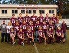 Mount Ida Lions Boys Varsity Football Fall 18-19 team photo.