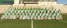 Farmington Scorpions Boys Varsity Football Fall 18-19 team photo.