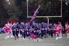Pendleton County Wildcats Boys Varsity Football Fall 18-19 team photo.