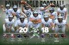 Bonny Eagle Scots Boys Varsity Football Fall 18-19 team photo.