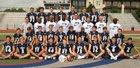 Prince of Peace Eagles Boys Varsity Football Fall 18-19 team photo.
