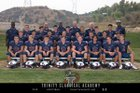Trinity Classical Academy Knights Boys Varsity Football Fall 18-19 team photo.
