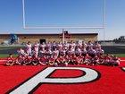 Big Piney Punchers Boys Varsity Football Fall 18-19 team photo.