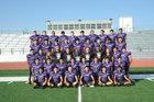 Portola Bulldogs Boys Varsity Football Fall 18-19 team photo.