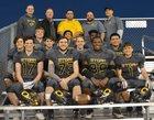 Texas Alliance of Christian Athletes Storm Boys Varsity Football Fall 18-19 team photo.