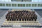 Tecumseh Savages Boys Varsity Football Fall 18-19 team photo.