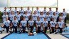 Pinckneyville Panthers Boys Varsity Football Fall 18-19 team photo.