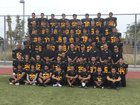 San Pedro Pirates Boys Varsity Football Fall 18-19 team photo.