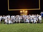 Midd-West Mustangs Boys Varsity Football Fall 18-19 team photo.