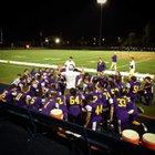 Ashland Oredockers Boys Varsity Football Fall 18-19 team photo.