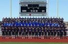 Grandview Wolves Boys Varsity Football Fall 18-19 team photo.