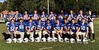 Northside HomeSchool Falcons Boys Varsity Football Fall 18-19 team photo.