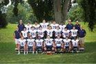 Toledo Christian Eagles Boys Varsity Football Fall 18-19 team photo.