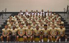Basha Bears Boys Varsity Football Fall 18-19 team photo.