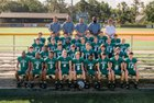 Frederica Academy  Boys Varsity Football Fall 18-19 team photo.