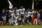 Heathwood Hall Episcopal Highlanders Boys Varsity Football Fall 18-19 team photo.