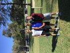 Cumberland Gap Panthers Boys Varsity Football Fall 18-19 team photo.
